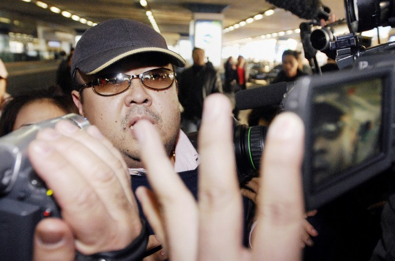 Kim Dzong Nam /AFP