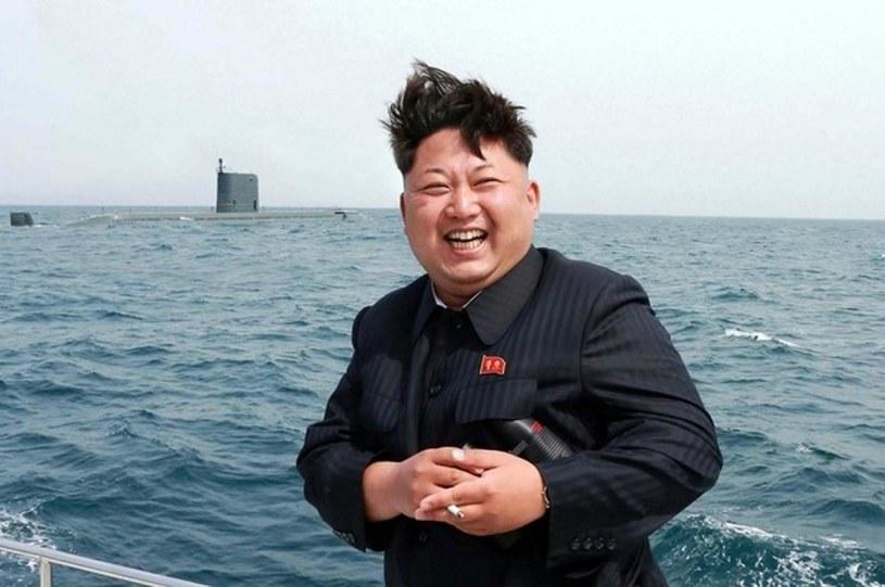 Kim Dzong Un zwolnił szefa wywiadu /AFP
