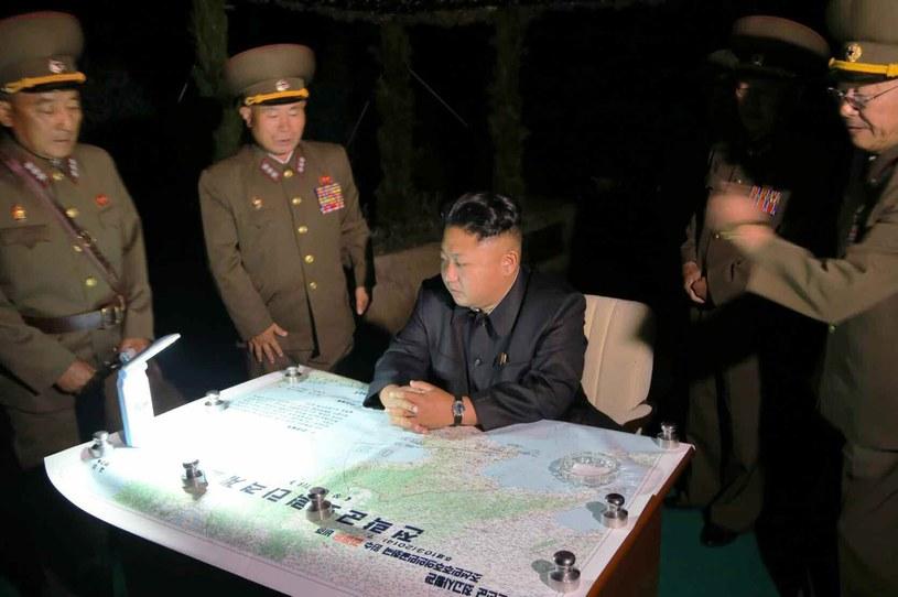 Kim Dzong Un /PAP/EPA