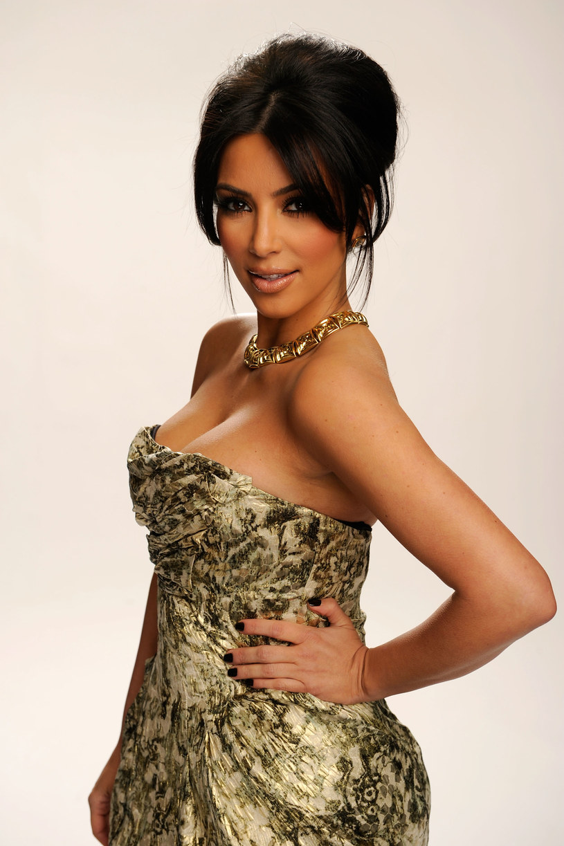 Kim Kardashian   /Getty Images/Flash Press Media