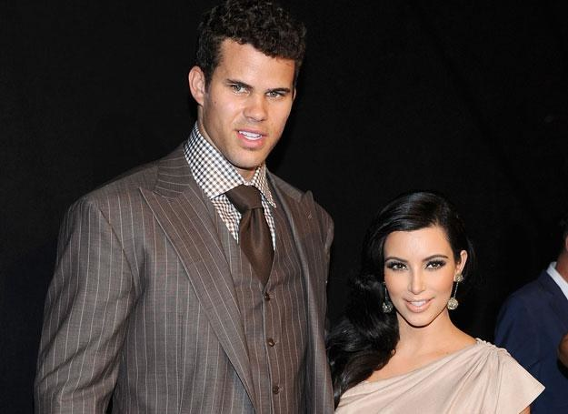 Kim Kardashian i Kris Humphries /Getty Images/Flash Press Media