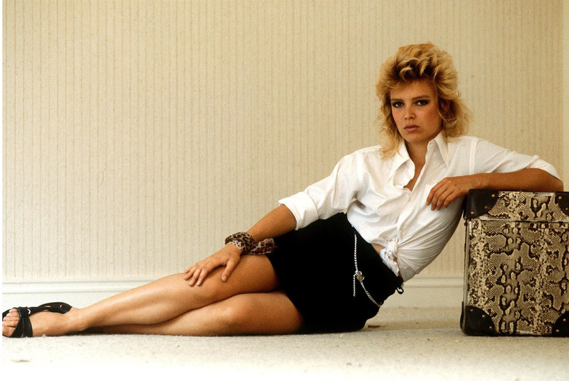 Kim Wilde w 1983 r. /Rex Features /East News