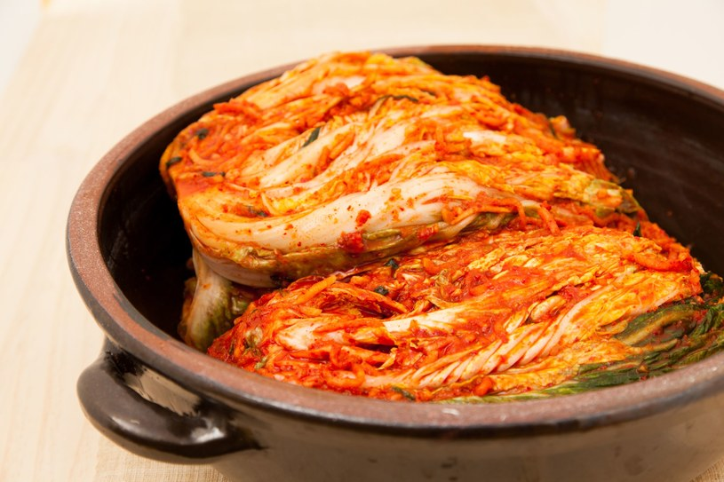 Kimchi /123RF/PICSEL