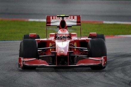 Kimi Raikkonen /AFP