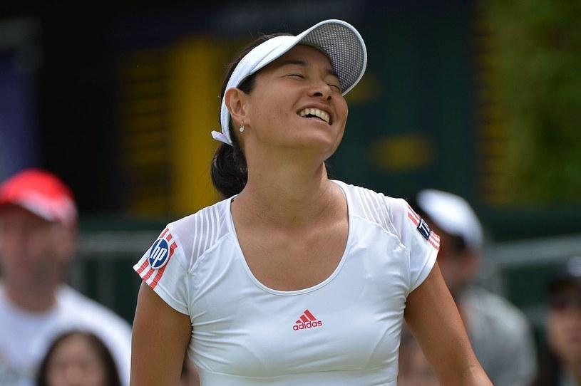Kimiko Date-Krumm będzie rywalką Agnieszki Radwańskiej w drugiej rundzie turnieju WTA na twardych kortach w Sydney /AFP