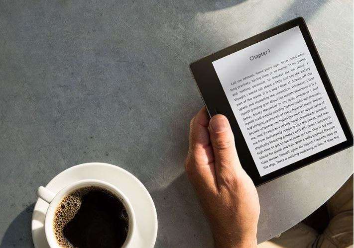 Kindle Oasis 2 został wyceniony na 249 dolarów /materiały prasowe