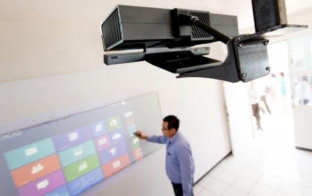 Kinect już także w służbie PC /materiały źródłowe
