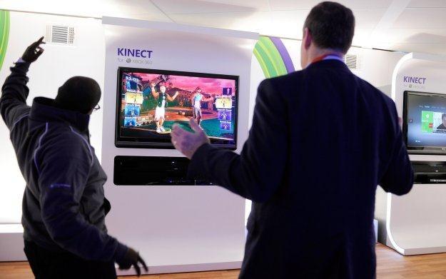 Kinect tylko czeka na inne zastosowania niż te rozrywkowe, znane z konsoli Xbox 360 /AFP