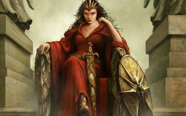 King Arthur II - motyw graficzny /Informacja prasowa