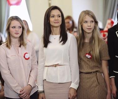 Kinga Rusin uczy córki szanowania pieniędzy