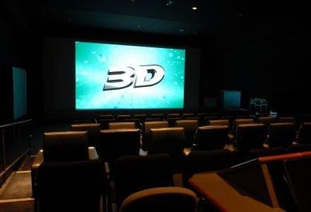 Kino 3D coraz bliżej /AFP