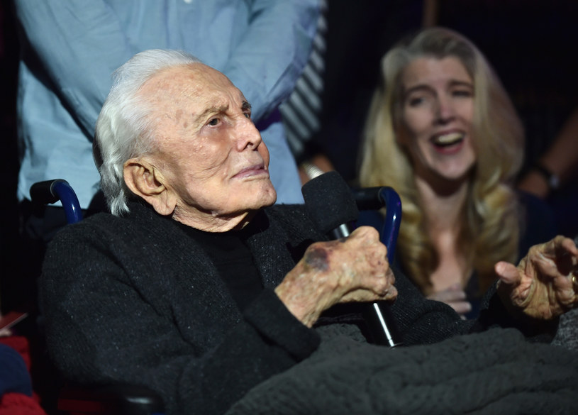 Kirk Douglas /Getty Images