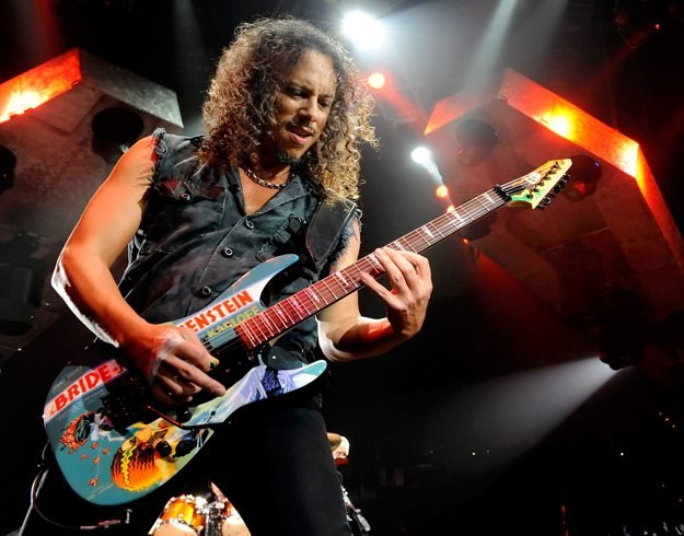 Kirk Hammett wspomina tragicznie zmarłego Cliffa Burtona - fot. Ethan Miller /Getty Images/Flash Press Media