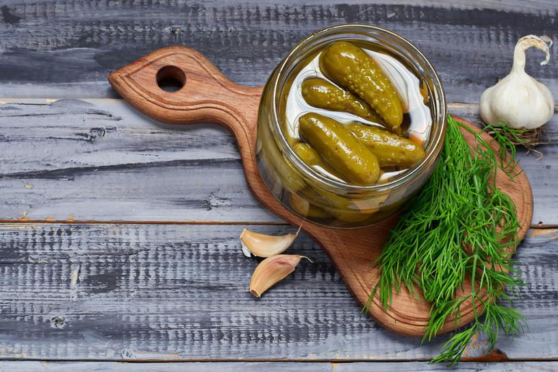 Kiszonki to świetne rozwiązanie dla wegetarian /©123RF/PICSEL