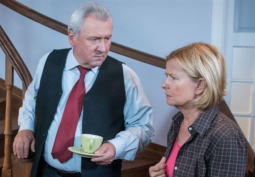 """""""Klan"""": Jerzy da swej nieślubnej córce pieniądze na leczenie matki /Agencja W. Impact"""