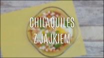 Klasyczne chilaquiles z jajkiem