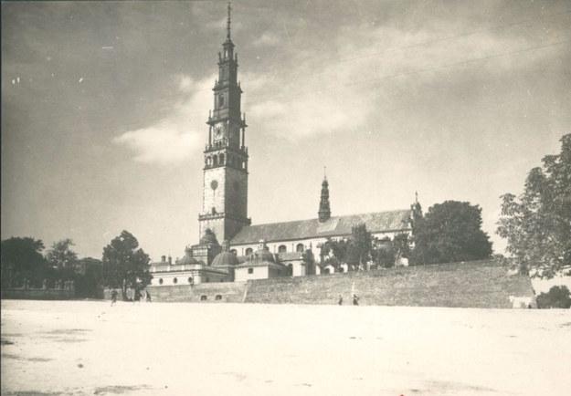Klasztor na Jasnej Górze. Zdjęcie z początku XX wieku /Polona / Domena publiczna /INTERIA.PL