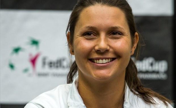 Klaudia Jans-Ignacik: Na Fed Cup jedziemy z nadziejami na awans