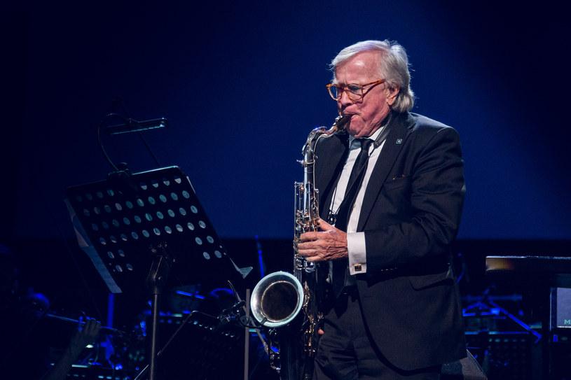 Klaus Doldinger na X Festiwalu Muzyki Filmowej /Robert Słuszniak /materiały prasowe