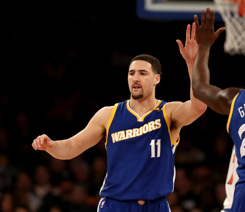 Klay Thompson /AFP