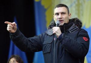 Kliczko domaga się od UE do sankcji przeciwko Janukowyczowi