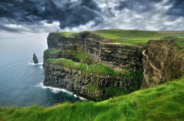 Klify w Irlandii /123/RF PICSEL