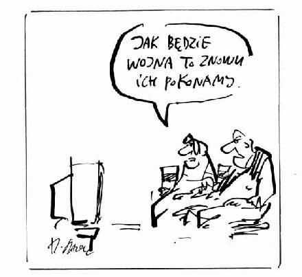 Kliknij, by powiekszyć, rys. Henryk Sawka /INTERIA.PL