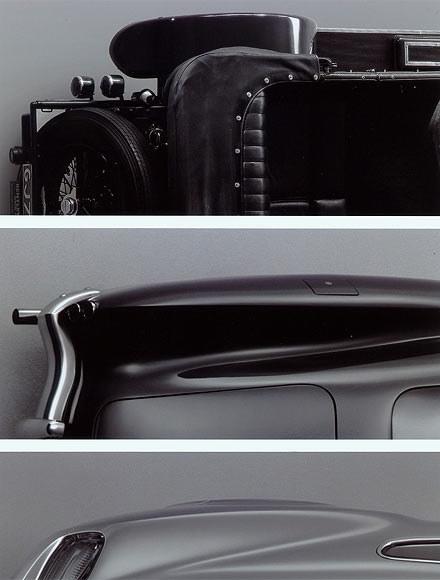 Kliknij, żeby zobaczyć ewolucję stylizacji nadwozia w modelach Bentleya /INTERIA.PL