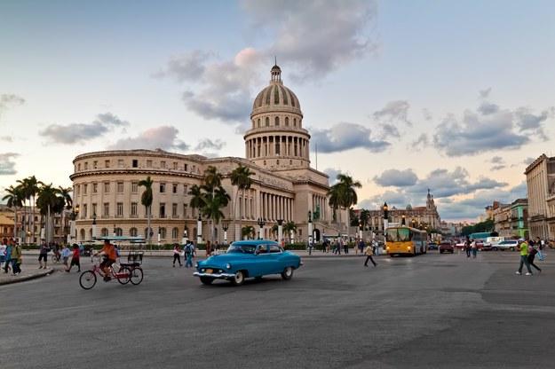 Klimat na ulicach Hawany jest nie do podrobienia /123/RF PICSEL