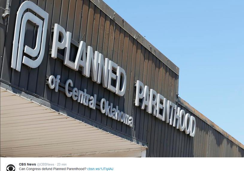 Klinika Planned Parenthood /Twitter
