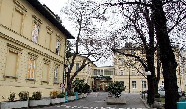 klinika Rudolfinerhaus w Wiedniu /AFP