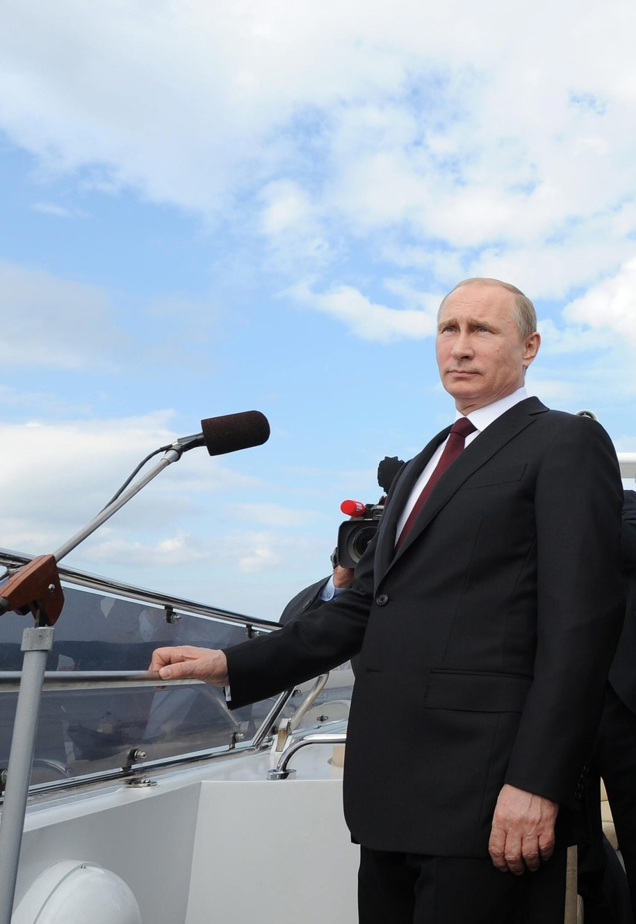Kłopoty Jukosu zaczęły się, gdy jego szef Michaił Chodorkowski poróżnił się z Władimirem Putinem /MIKHAIL KLIMENTYEV/RIA NOVOSTI/KREMLIN POOL  /PAP/EPA