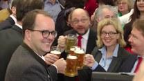 Kłopoty Merkel? Schulz i SPD rosną w sondażach