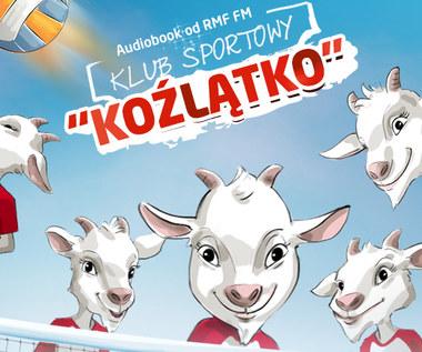 Klub Sportowy Koźlątko - audiobook w prezencie