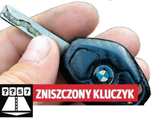 kluczyk /Motor