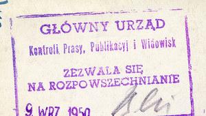 """Knebel"". Cenzura w PRL-u"