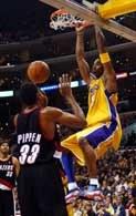 Kobe Bryant ogrywał Scottie Pippena jak chciał