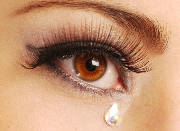 Kobiece łzy wpływają na męskie libido /© Panthermedia