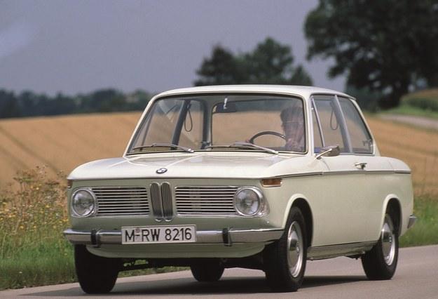 Kobiela był właścicielem takiego BMW 1600 /