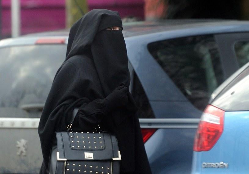 Kobieta w nikabie, zdjęcie ilustracyjne /AFP