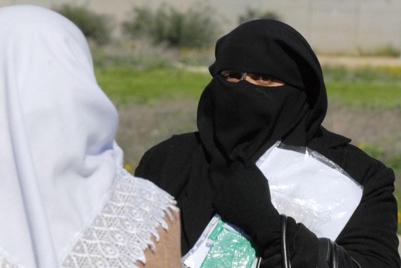 Kobieta w pełnym nikabie, zdj. ilustracyjne /©123RF/PICSEL
