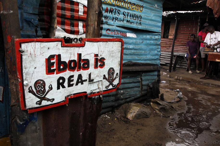 Kobieta z Francji zarażona wirusem Ebola dostaje eksperymentalne leki. Zdjęcie ilustracyjne /AHMED JALLANZO  /PAP/EPA