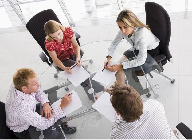 Kobietom zależy na utrzymaniu równowagi pomiędzy życiem zawodowym i prywatnym /© Panthermedia