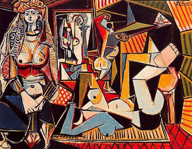 """""""Kobiety Algieru"""" autorstwa Pabla Picasso /materiały prasowe"""