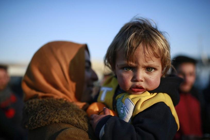 Kobiety i dzieci są w najtrudniejszej sytuacji /AP/FOTOLINK /East News