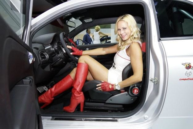 Kobiety jeżdżą lepiej od mężczyzn? /