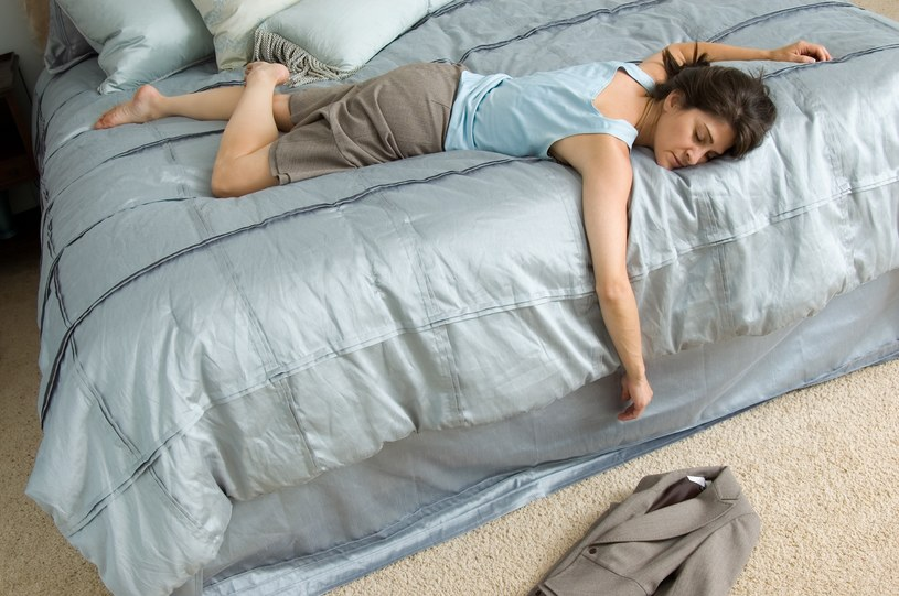 Kobiety mają czas na odpoczynek około 5 godzin w ciągu tygodnia. /©123RF/PICSEL