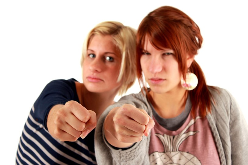 Kobiety nie mają dla siebie litości /©123RF/PICSEL