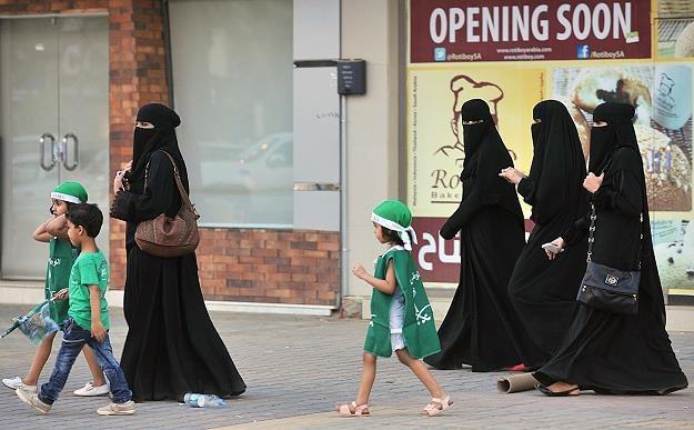 Kobiety w Arabii Saudyjskiej mają znacznie mniej praw niż mężczyźni /AFP
