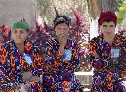 Kobiety w Uzbekistanie fot. Katarzyna Sikora /INTERIA.PL